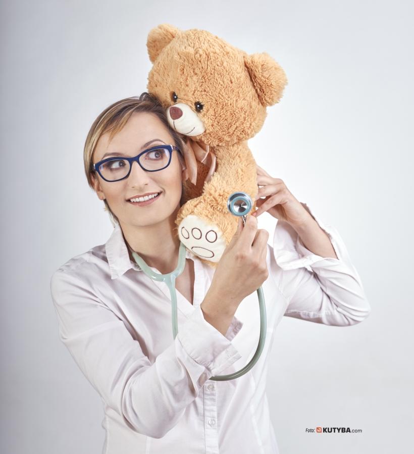 Lekarskie sposoby na oswojenie lęku u dziecka, które boi się wizyty upediatry.