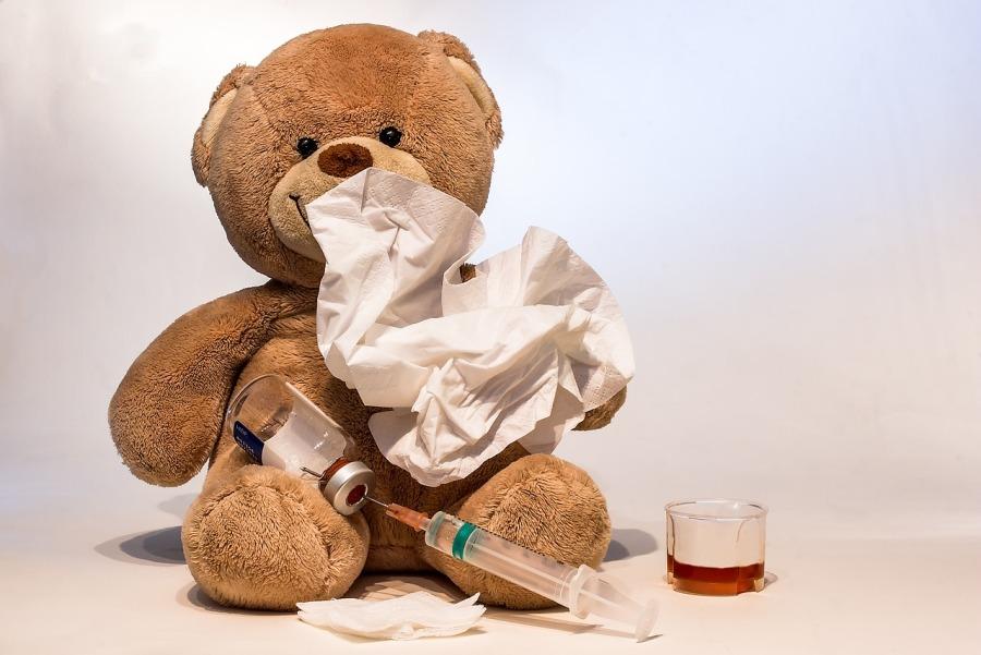Jak przetrwać sezon infekcyjny? 8 najczęstszych powodów, dla których dzieci znowuchorują.